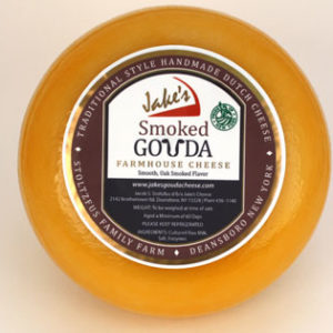 Jake's Smoked Gouda Wheel